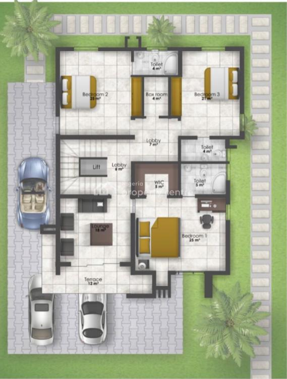 5 Bedroom Detached Duplex, Maitama 2, Maitama District, Abuja, Detached Duplex for Sale