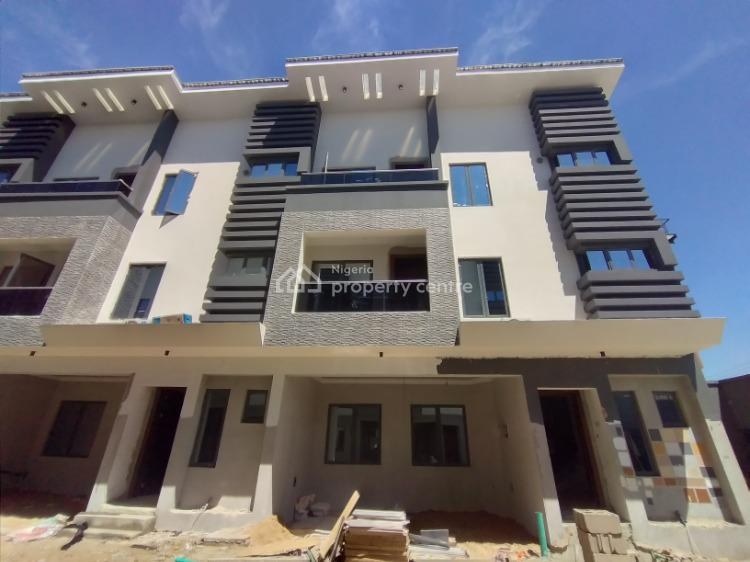 Strategically Located 4 Bedroom Terraced Duplex with Exquisite Finishing, Lekki Phase 1, Lekki, Lagos, Terraced Duplex for Sale