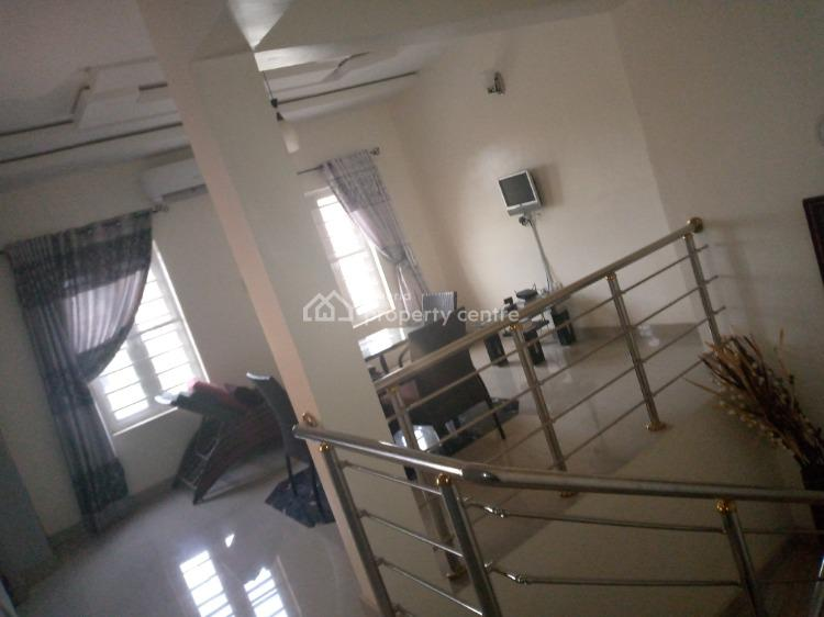 Luxury All Rooms En-suite 4 Bedrooms with Bq and Security House, Peninsula Gardens Estate, Olokonla, Ajah, Lagos, Detached Duplex for Sale