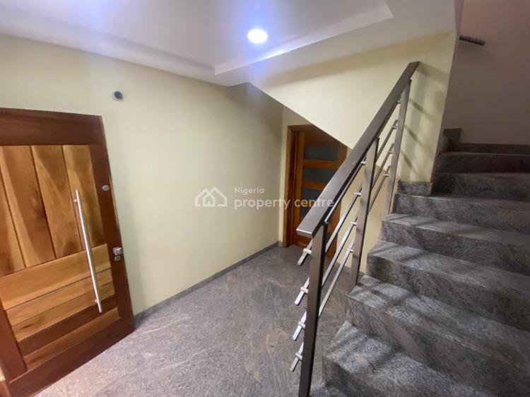 New 4 Bedroom Terrace, Off Bourdillon, Ikoyi, Lagos, Terraced Duplex for Rent