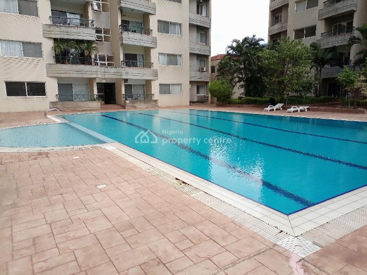 Luxury 3 Bedroom Apartment with a Room Boys Quarters, Gerrard Road, Ikoyi, Lagos, Flat / Apartment for Sale