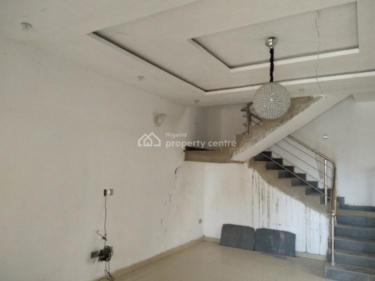 Luxury 4 Bedroom Terrace Duplex  with a Bq, Osapa London, Lekki, Lagos, Terraced Duplex for Sale