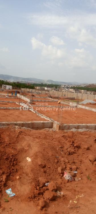 Affordable Carcass Duplexes, Beside Ochacho Estate, Life Camp, Abuja, Detached Duplex for Sale