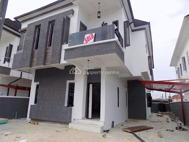 New House, Big Compound 5 Bedroom Fully Detached Duplex with Bq, Idado Estate, Lekki, Lagos, Detached Duplex for Rent