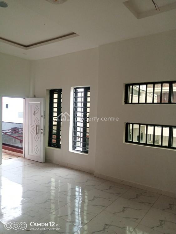 Beautiful Serviced 4 Bedrooms Terraced Duplex, Orchid Road, Close to 2nd Toll Gate, Lekki Expressway, Lekki, Lagos, Terraced Duplex for Rent