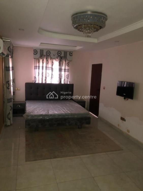 3 Bedroom Furnished Apartment, By Airport Junction, Jabi, Abuja, Flat / Apartment for Sale