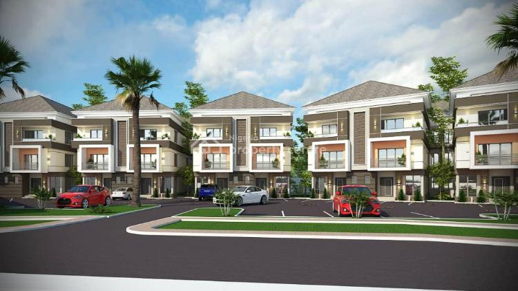 Luxury Smart - Semi Detached Duplex, Katampe Extension, Katampe, Abuja, Semi-detached Duplex for Sale