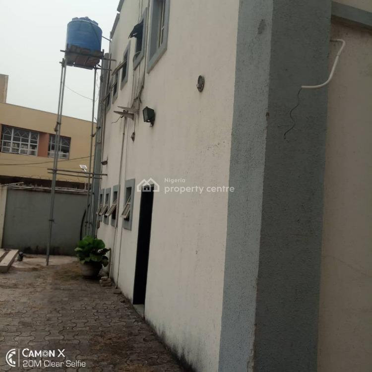a Commercial Property, Herbert Macaulay, Yaba, Lagos, Office Space for Sale