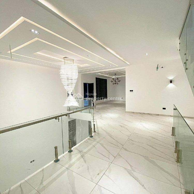 Newly Built 5 Bedroom Detached House with a Room Staffs Quarter;, Osapa London, Lekki, Lagos, Detached Duplex for Sale