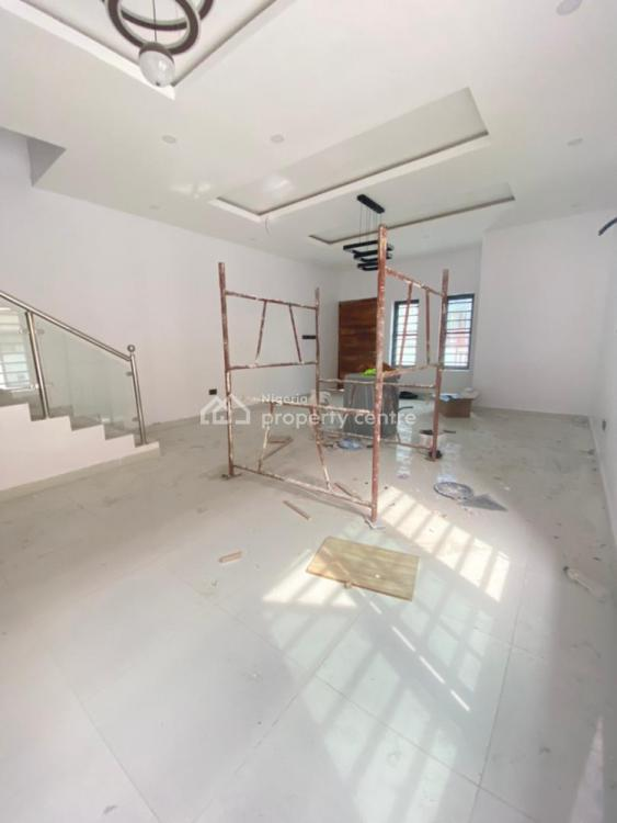 New 4 Bedrooms Semi Detached Duplex with Bq and Modern Features, Agungi, Lekki, Lagos, Semi-detached Duplex for Sale