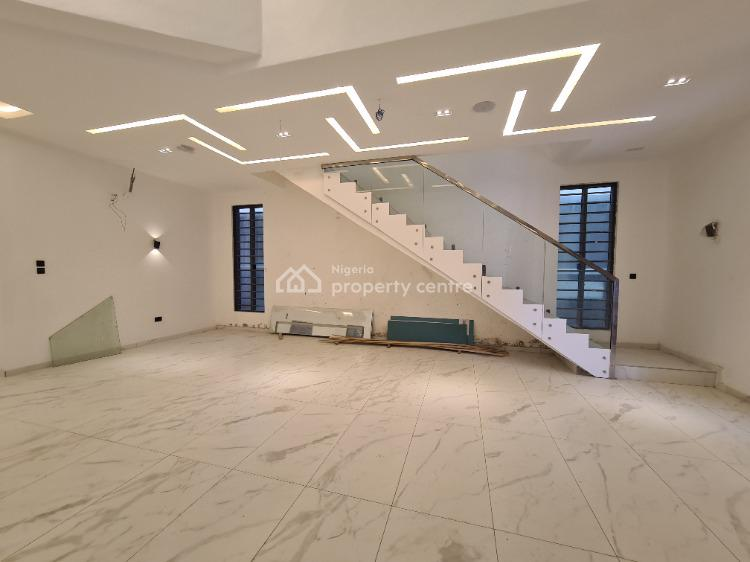 Luxurious Fully Automated 5 Bedroom with Cinema and Pool, Pinnock Beach Road, Osapa, Lekki, Lagos, Detached Duplex for Sale