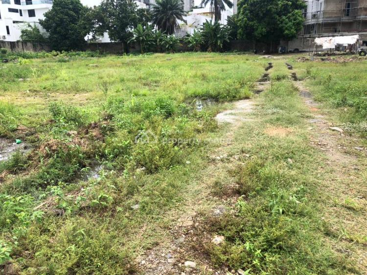 Land Measuring 2295sqm Available, Ikoyi, Lagos, Mixed-use Land for Sale