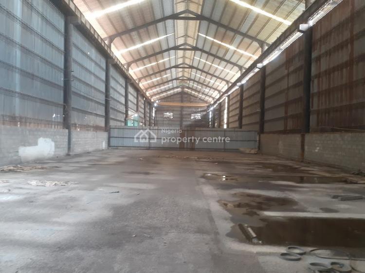 10,000 Square Feet Warehouse Available, Acme Road, Agidingbi, Ikeja, Lagos, Warehouse for Rent
