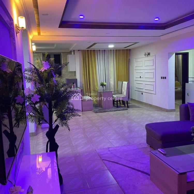 Luxury 2 Bedroom Apartment, Chevron, Lekki, Lagos, Flat / Apartment Short Let