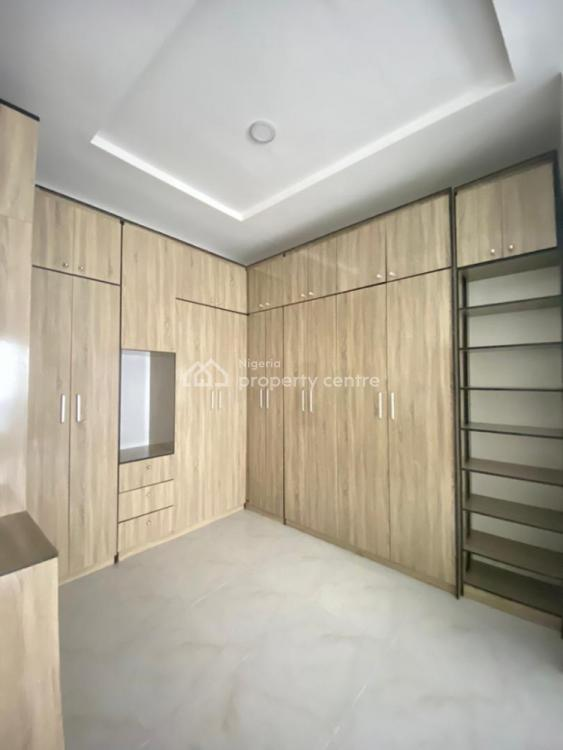 Luxury Fully Finished Spacious 5 Bedroom Detached Duplex with Bq, Chevron, Lekki, Lagos, Detached Duplex for Sale