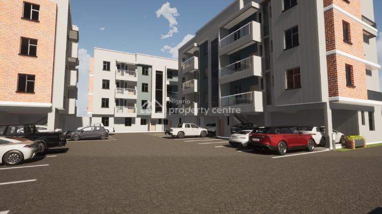 Apartments Now Selling, Ss Court. Behind Romay Garden, Ikate Elegushi, Lekki, Lagos, Flat for Sale