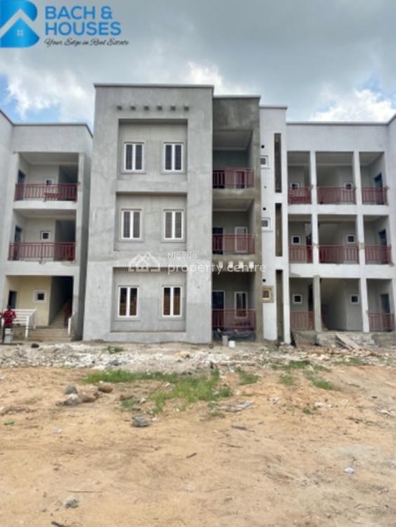 Newly Built 3 Bedroom Condominium, Katampe Extension, Katampe, Abuja, Flat / Apartment for Sale
