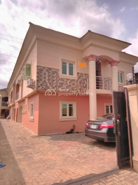 2 Units of 3 Bedroom, 2 Unit of 2 Bed Room. and a Mini Flat, Santos Estate, Akowonjo, Alimosho, Lagos, Block of Flats for Sale