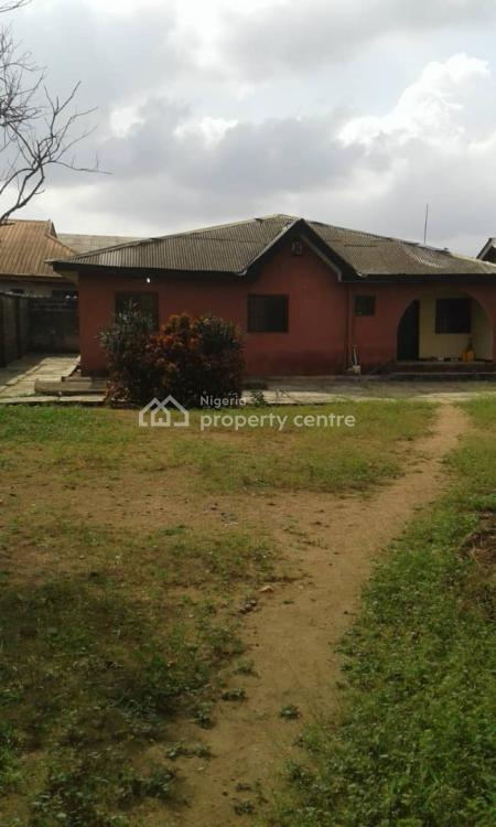 3 Bedroom Bungalow Set Back, Governors Road, Ikotun, Lagos, Semi-detached Bungalow for Sale