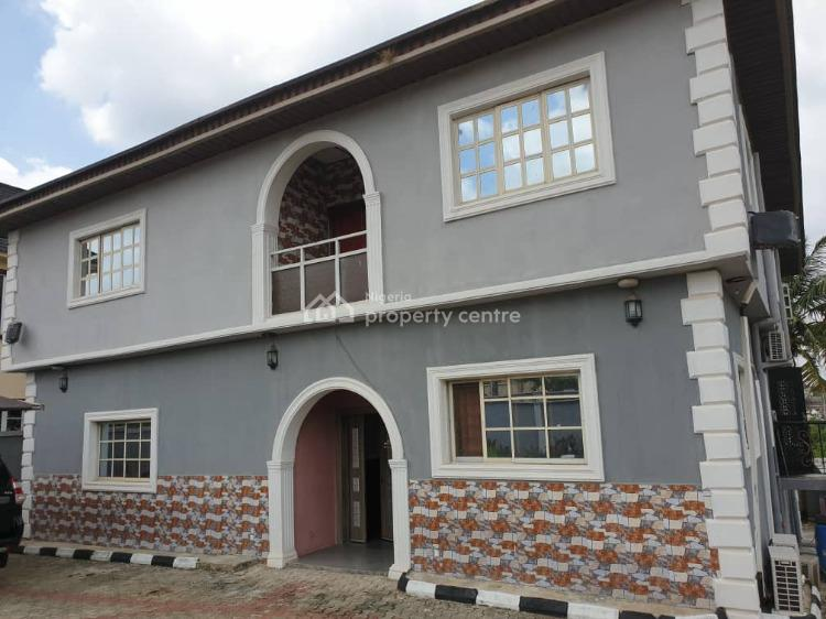 5 Bedroom Duplex, Journalist Estate, Berger, Arepo, Ogun, Detached Duplex for Sale