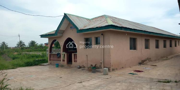 12 Nos of Ordinary Room, Camp Junction, Along Funaab Road, Abeokuta North, Ogun, Hostel for Sale