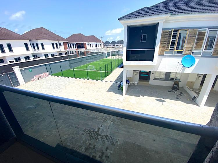 4 Bedroom Terraced Duplex with 24 Hrs Power and Swimming Pool, Opposite Chevron Head Office, Lekki, Lagos, Terraced Duplex for Sale
