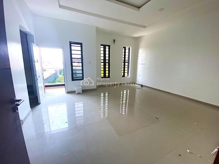 4 Bedroom Semi Detached with Bq, 24 Hours Power, Self Compound, 2nd Toll Gate, Lekki, Lagos, Semi-detached Duplex for Rent