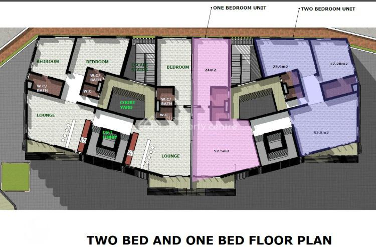 Luxury One Bedroom Apartment, Ahmadu Bello Way, Victoria Island (vi), Lagos, Mini Flat for Sale
