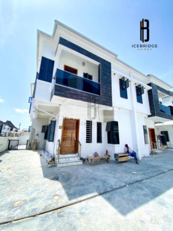 Exquisite 4 Bedroom Semi Detached Duplex, Chevron Axis, Ikota, Lekki, Lagos, Semi-detached Duplex for Sale