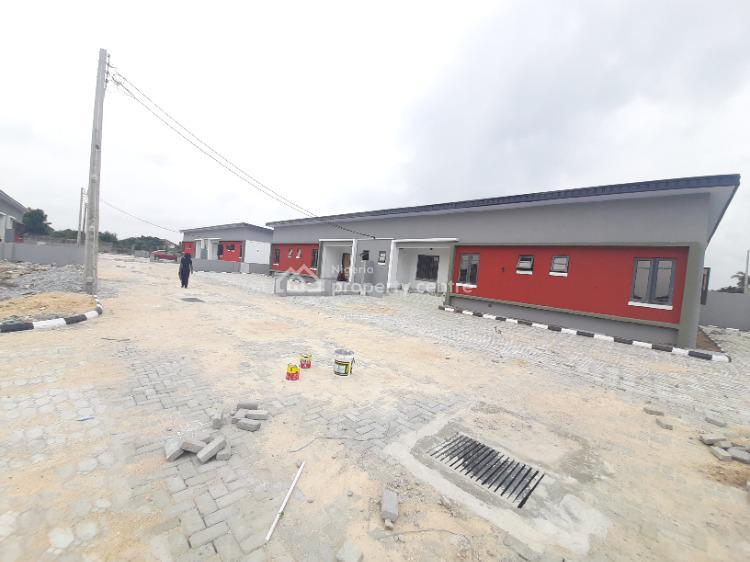 Affordable 3 Bedrooms Semi Detached Duplex, Beside Mayfair Garden, Awoyaya, Ibeju Lekki, Lagos, Semi-detached Bungalow for Sale
