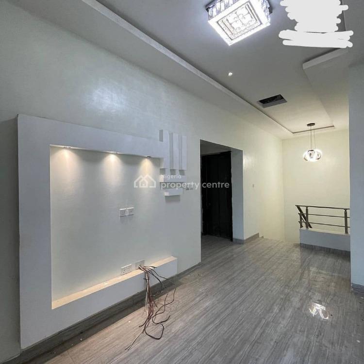 4 Bedroom Semi Detached Duplex with a Room Bq, Chevron, Lekki, Lagos, Semi-detached Duplex for Sale