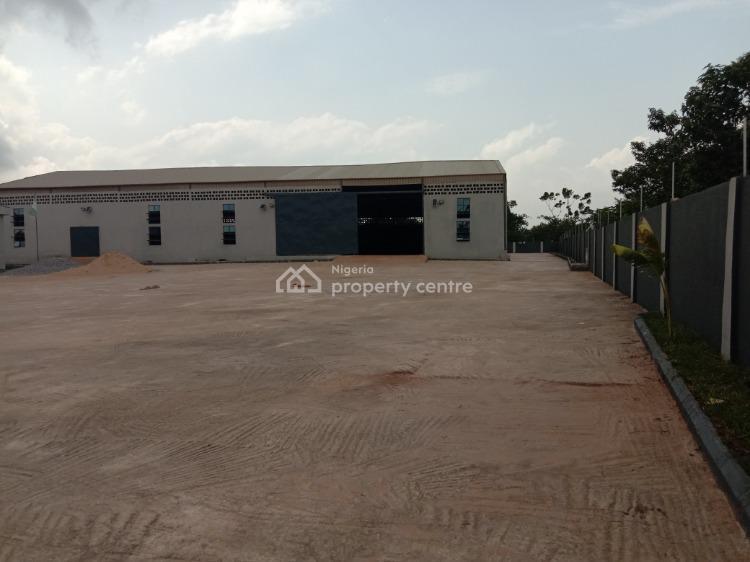 a Newly Built 2 Bay Warehouse, Off Lagos Ibadan Express Way By Makun City Before Interchange, Obafemi Owode, Ogun, Warehouse for Sale