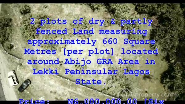 Plots of Land  Around Abijo Gra, Around Abijo Gra, Ibeju Lekki, Lagos, Mixed-use Land for Sale