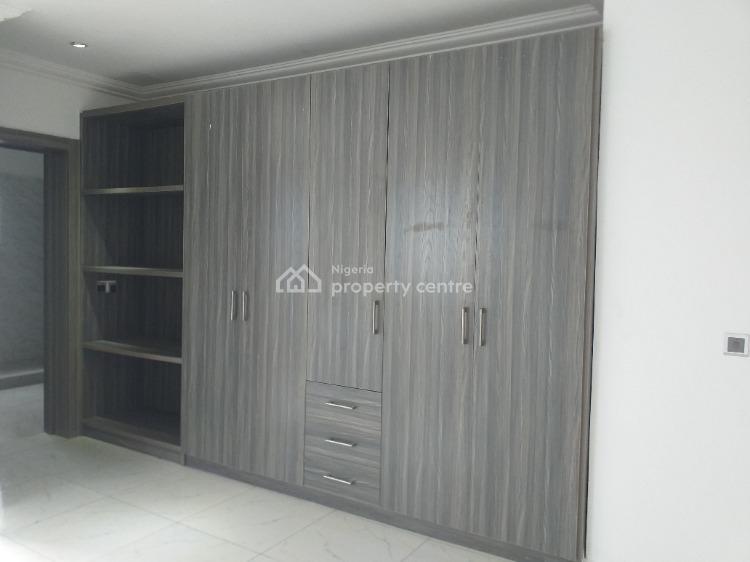4 Bedroom Luxury Duplex Fully Serviced with Room Bq, Off Admiralty, Lekki Phase 1, Lekki, Lagos, Semi-detached Duplex for Rent