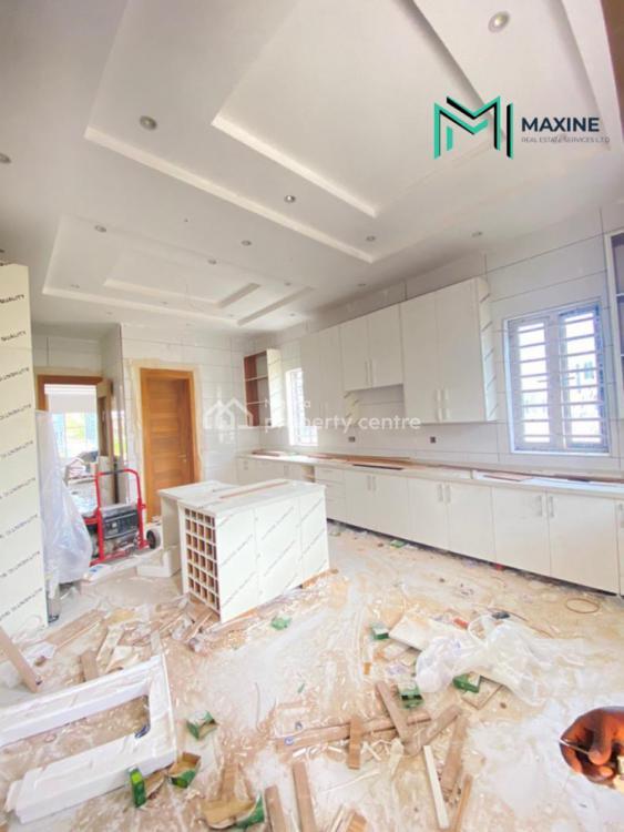 5 Bedroom Fully Detached Duplex with Swimming Pool, Ikota, Lekki, Lagos, Detached Duplex for Sale