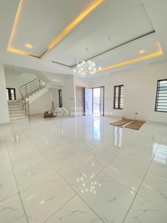 Exquisite 4 Bedroom Fully Detached Duplex with a Bq, Lekki, Lagos, Detached Duplex for Sale