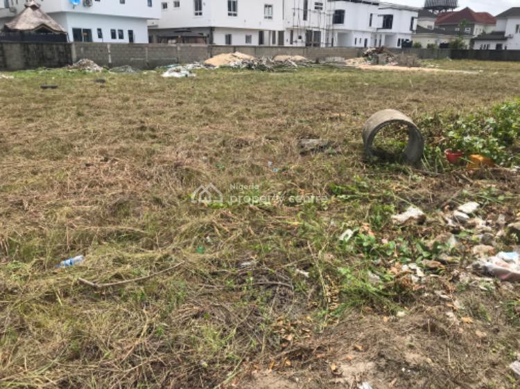 Land Measuring at 1500 Sqm, Banana Island, Ikoyi, Lagos, Land for Sale