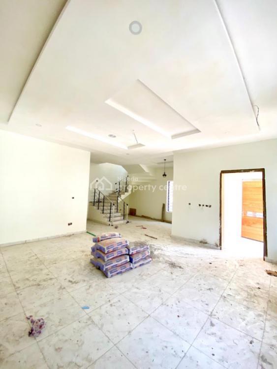 Magnificently Built 5 Bedroom Detached Duplex with a Bq, By Chevron, Lekki, Lagos, Detached Duplex for Sale