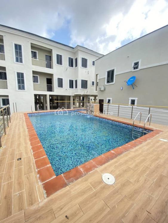 Luxury 2 Bedroom Apartments with Excellent Facilities, Ikota, Lekki, Lagos, Block of Flats for Sale