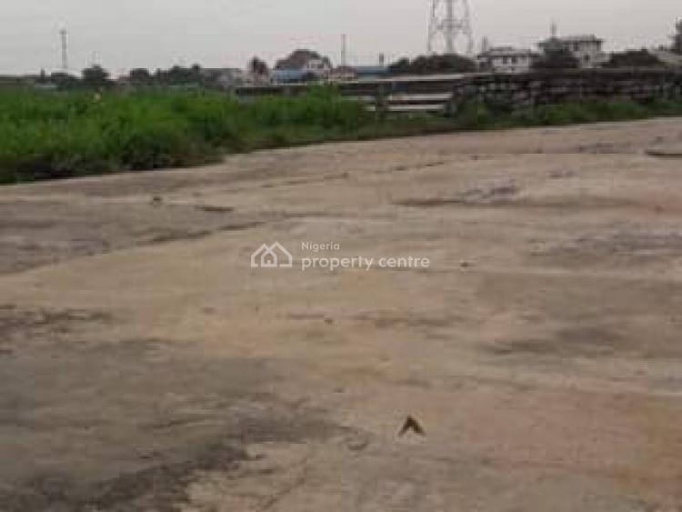 617sqm Land, Off Market Road, Lekki Phase 1, Lekki, Lagos, Residential Land for Sale