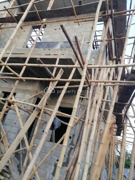 Massive Fully Detached Duplex in an Estate, an Estate Opposite Omole Phase 1, Ojodu, Lagos, Detached Duplex for Sale