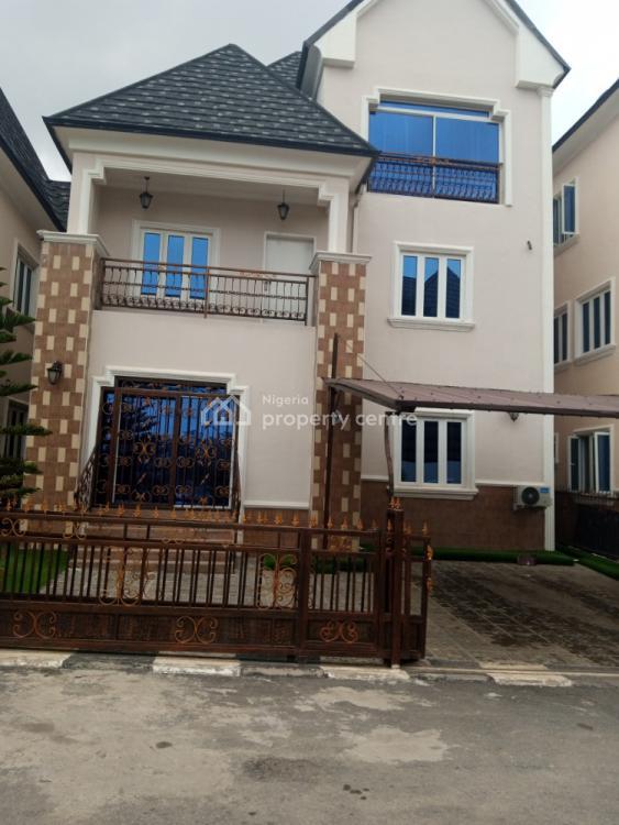 4 Bedroom Terrace Duplex with Bq, Guzape District, Abuja, Terraced Duplex for Sale