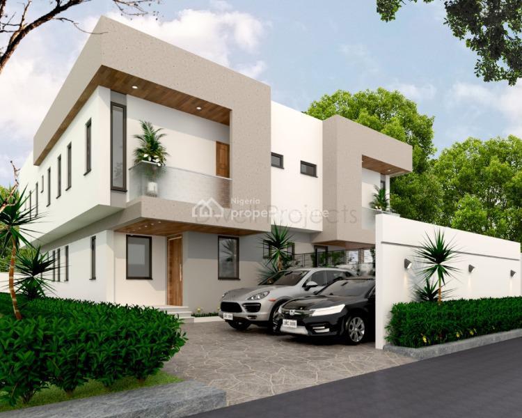 Luxury 3 Bedroom Semi Detached Duplex in an Estate, an Estate Opposite Omole Phase 1 Ikeja, Ojodu, Lagos, Semi-detached Duplex for Sale