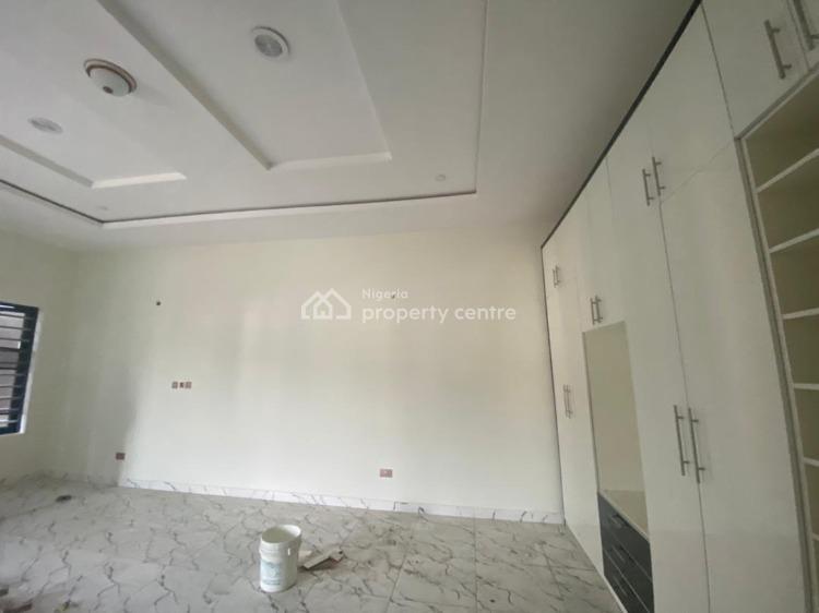 Brand New and Tastefully Finished 4 Bedroom Semi Detached Duplex, Chevron, Lekki, Lagos, Semi-detached Duplex for Sale
