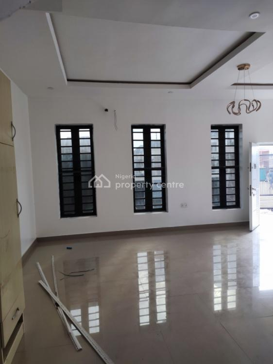 Fully Serviced 4 Bedroom Duplex with Bq, Orchid Road By Second Toll Gate, Lekki, Lagos, Semi-detached Duplex for Rent