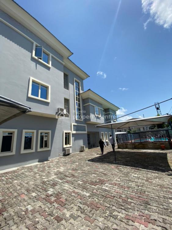 Well and Tastefully Finished Detached Duplex with Swimming Pool, Lekki Phase 1, Lekki, Lagos, Detached Duplex for Sale