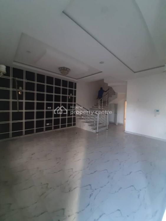 4 Bedroom Semi Detached Duplex with Bq, Chevron Drive, Lekki Phase 2, Lekki, Lagos, Semi-detached Duplex for Sale