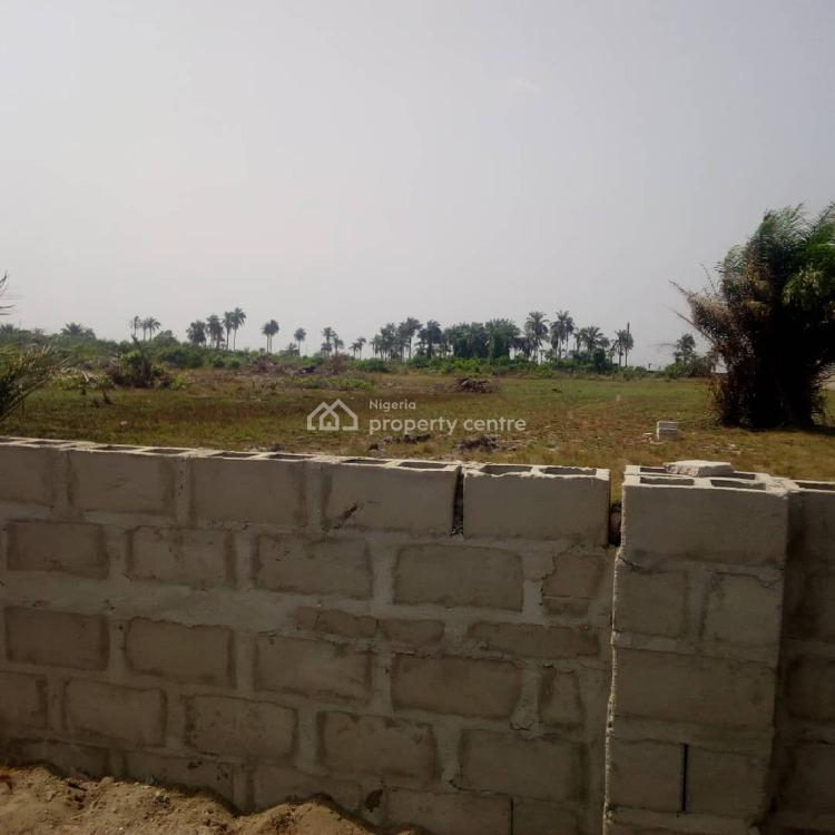 Plots of Land Available in a Secured and Well Serene Environment, Onyxs Pride Estate Phase 2,okun-ise Off Folu-ise Road, Okun-ise, Ibeju Lekki, Lagos, Mixed-use Land for Sale