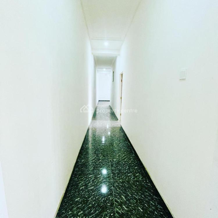 Brand New Terrace Duplex with Seaview, By Orchid Road, Lekki Phase 1, Lekki, Lagos, Terraced Duplex for Sale