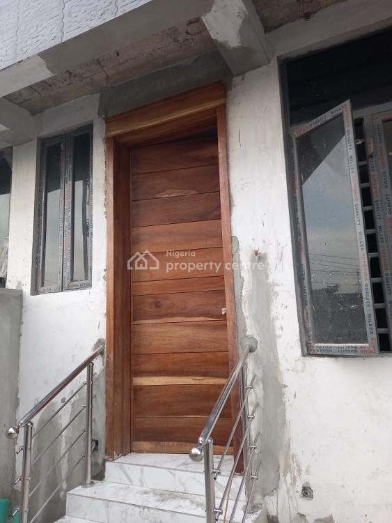 4 Bedroom Semi Detached House with a Room Bq, Mobolaji Johnson, Lekki, Lagos, Semi-detached Duplex for Sale
